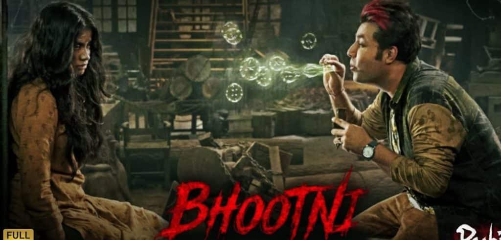 Bhootni Lyrics In Hindi - Roohi