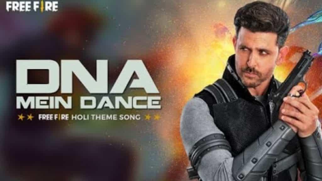 DNA Mein Dance Lyrics In Hindi - Vishal-Shekhar