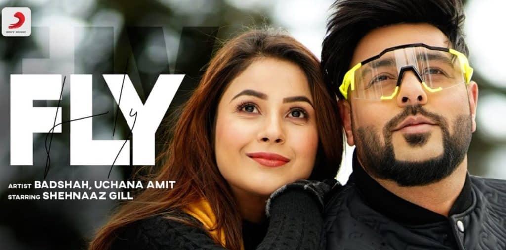 Fly Lyrics In Hindi – Badshah, Uchana, Shehnaaz Gill