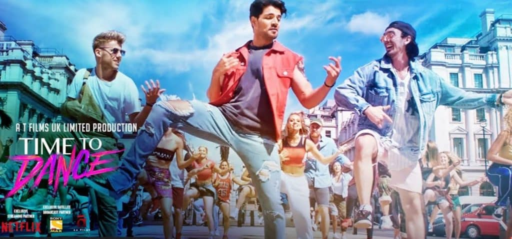Get Down To Groove Lyrics In Hindi - Time To Dance