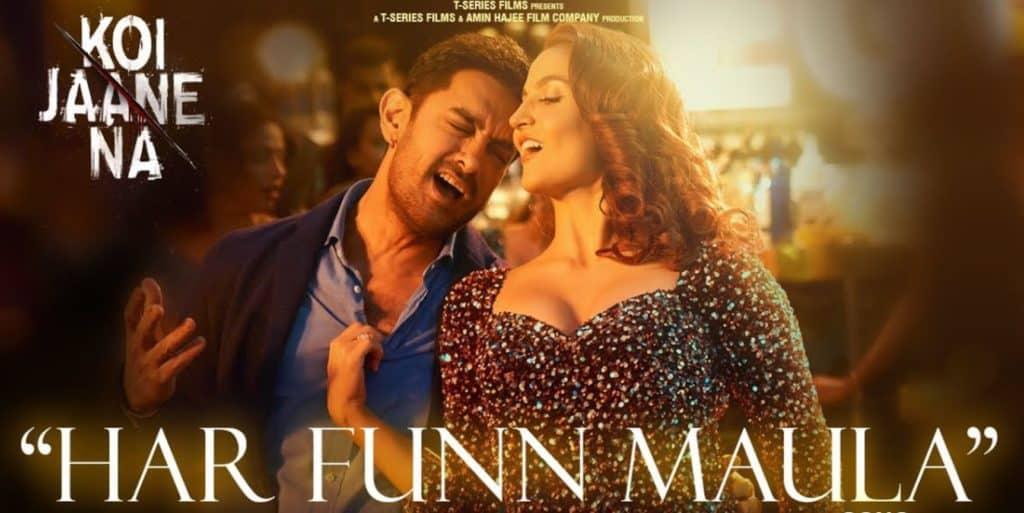 Har Funn Maula Lyrics In Hindi - Koi Jaane Na