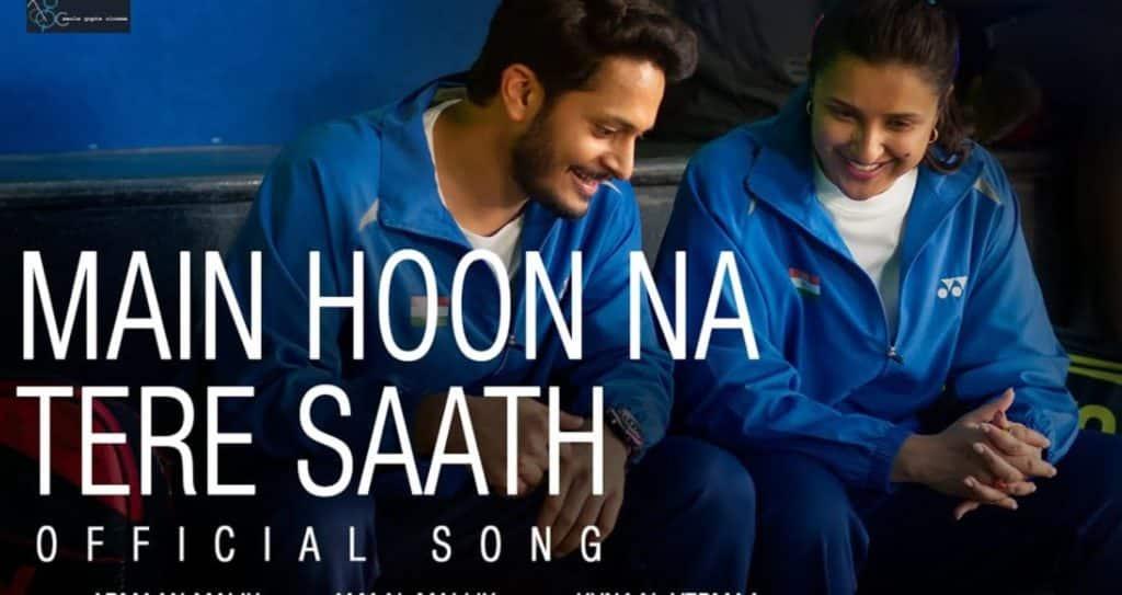 Main Hoon Na Tere Saath Lyrics In Hindi - Saina