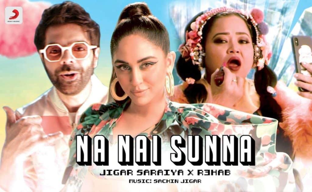 Na Nai Sunna Lyrics In Hindi - Jigar Saraiya & Nikhita Gandhi