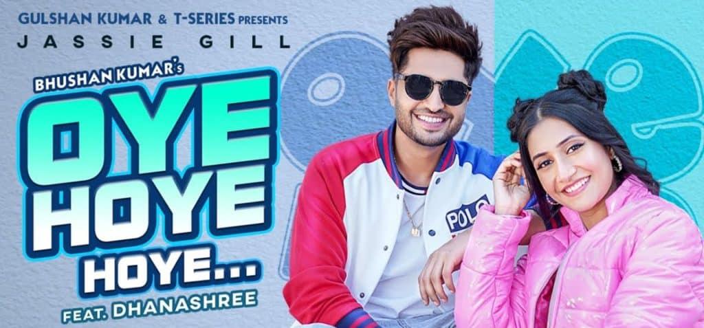 Oye Hoye Hoye Lyrics In Hindi – Jassi Gill, Simar Kaur