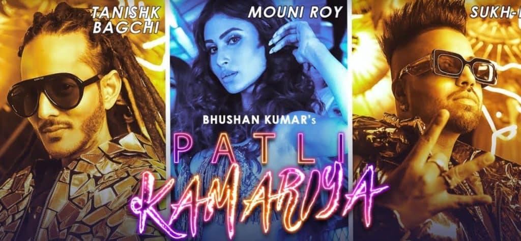 Patli Kamariya Lyrics In Hindi - Tanishk Bagchi, Sukh E, Parampara Tandon