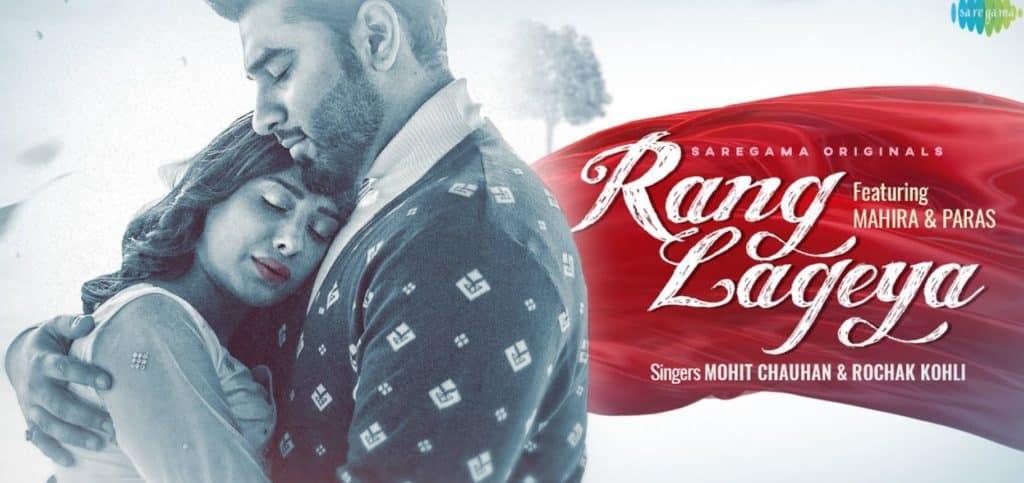 Rang Lageya Lyrics In Hindi - Mohit Chauhan, Rochak Kohli
