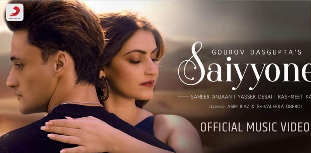 Saiyyonee Lyrics In Hindi - Yasser Desai, Rashmeet Kaur
