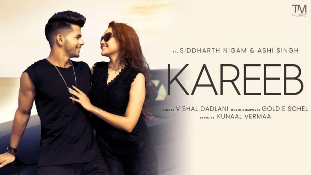Kareeb Lyrics In Hindi - Vishal Dadlani