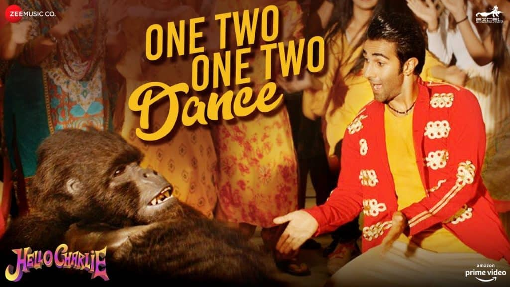 One Two One Two Lyrics In Hindi - Hello Charlie