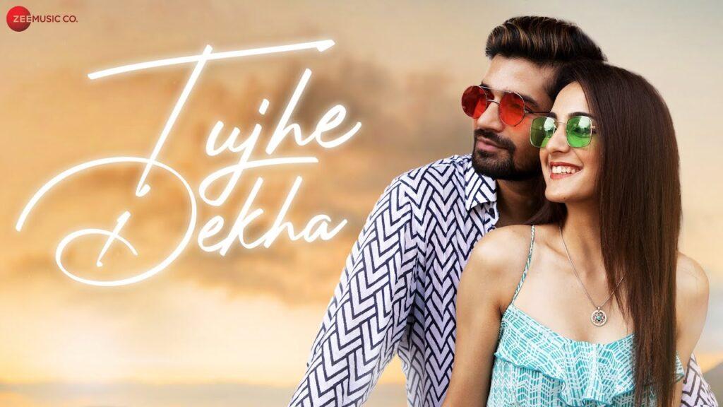 Tujhe Dekha Lyrics In Hindi - Nayan Shankar