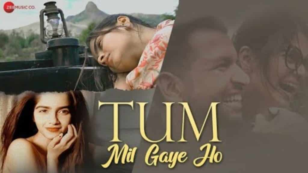 Tum Mil Gaye Ho Lyrics In Hindi - Ananya Sankhe