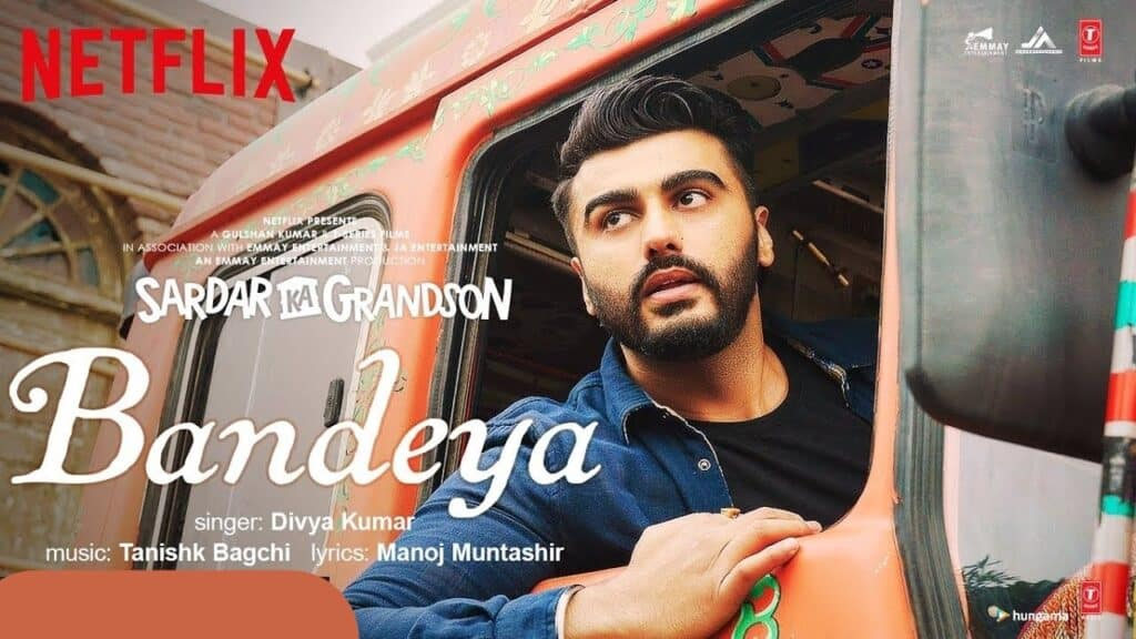 Bandeya Lyrics In Hindi - Sardar Ka Grandson