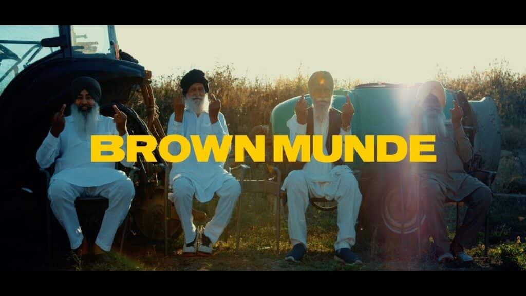 Brown Munde Lyrics In Hindi – AP Dhillon, Gurinder Gill, Shinda Kahlon