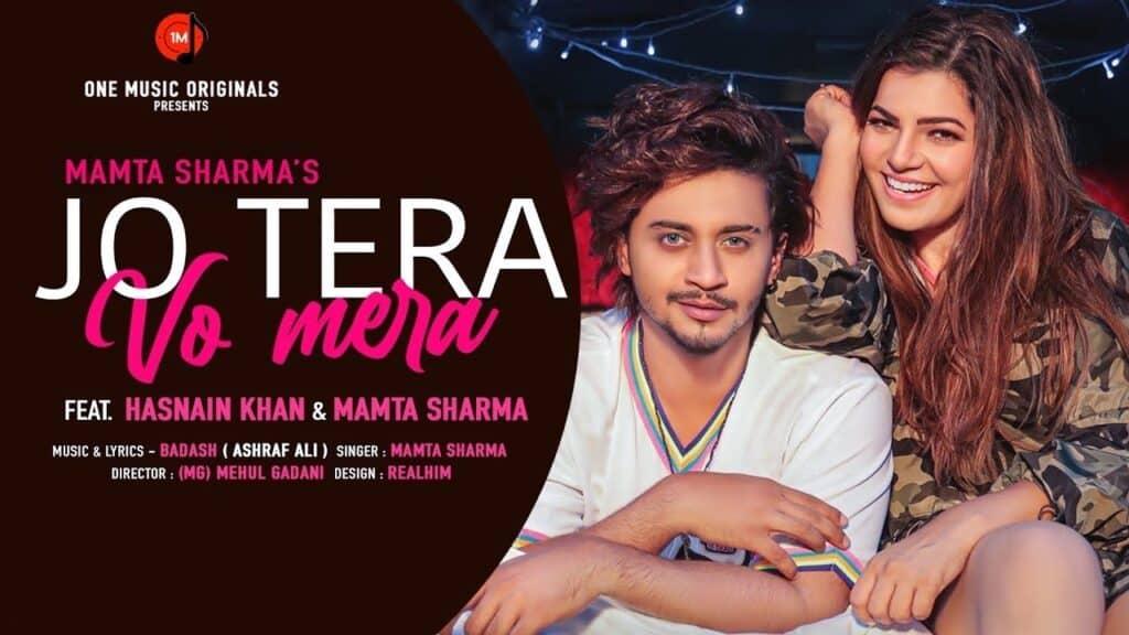 Jo Tera Vo Mera Lyrics In Hindi - Mamta Sharma