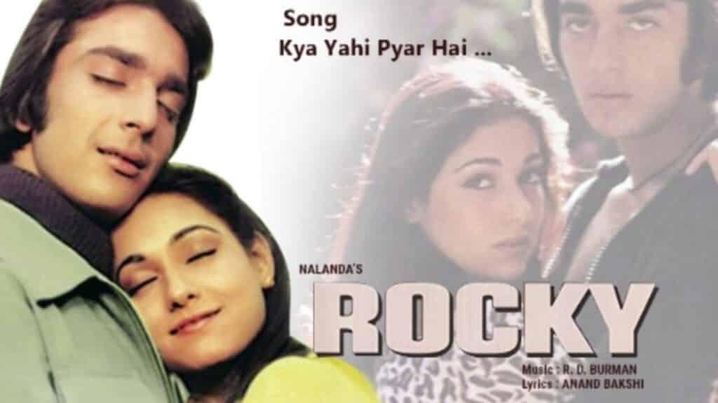 Kya Yahi Pyar Hai Lyrics In Hindi - Rocky