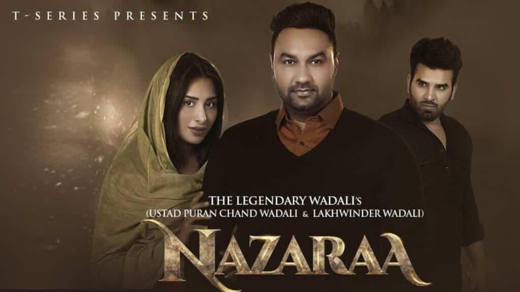 Nazaraa Lyrics In Hindi - The Legendary Wadalis