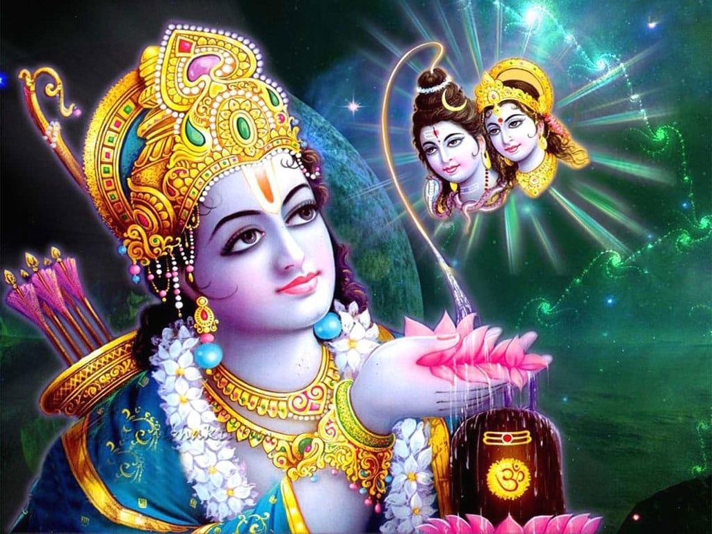 Ram Stuti Lyrics In Hindi