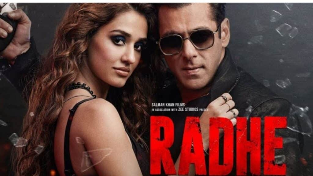 Zoom Zoom Lyrics In Hindi - Radhe
