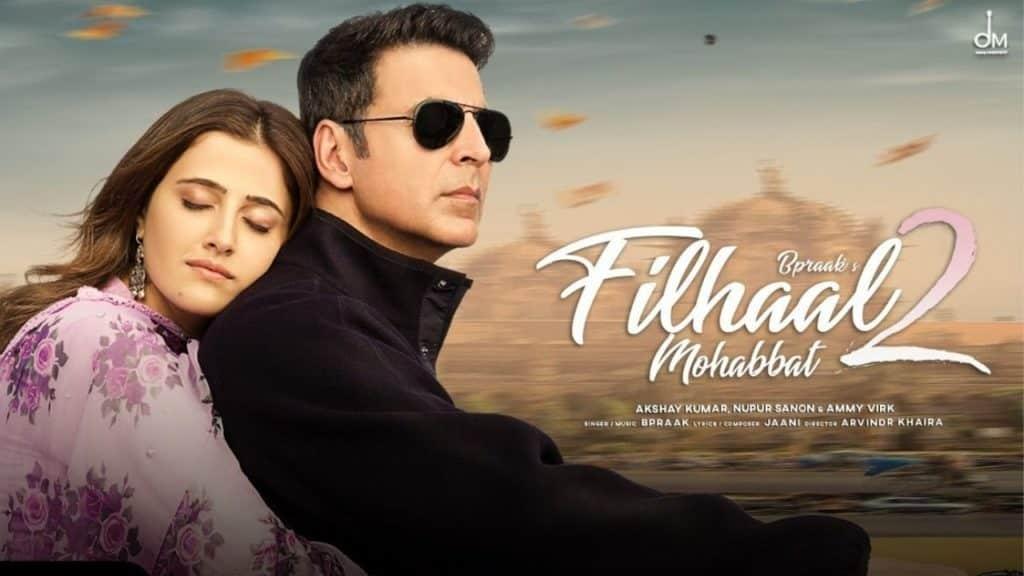 Filhaal 2 Mohabbat Lyrics - B Praak