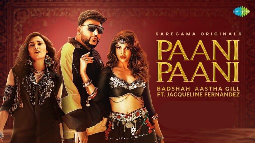 Paani Paani Lyrics - Badshah, Jacqueline Fernandez