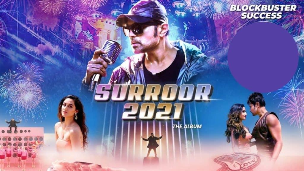 Surroor 2021 Title Track Lyrics - Himesh Reshammiya