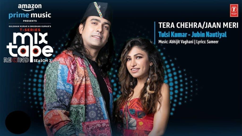 Tera Chehra - Jaan Meri Lyrics - Tulsi Kumar & Jubin Nautiyal
