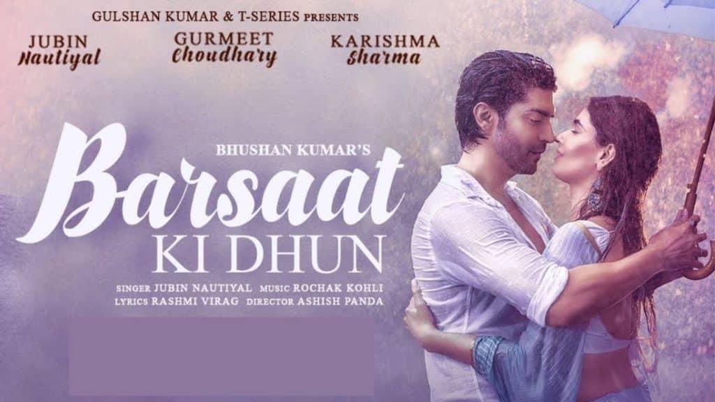 Barsaat Ki Dhun Lyrics - Jubin Nautiyal