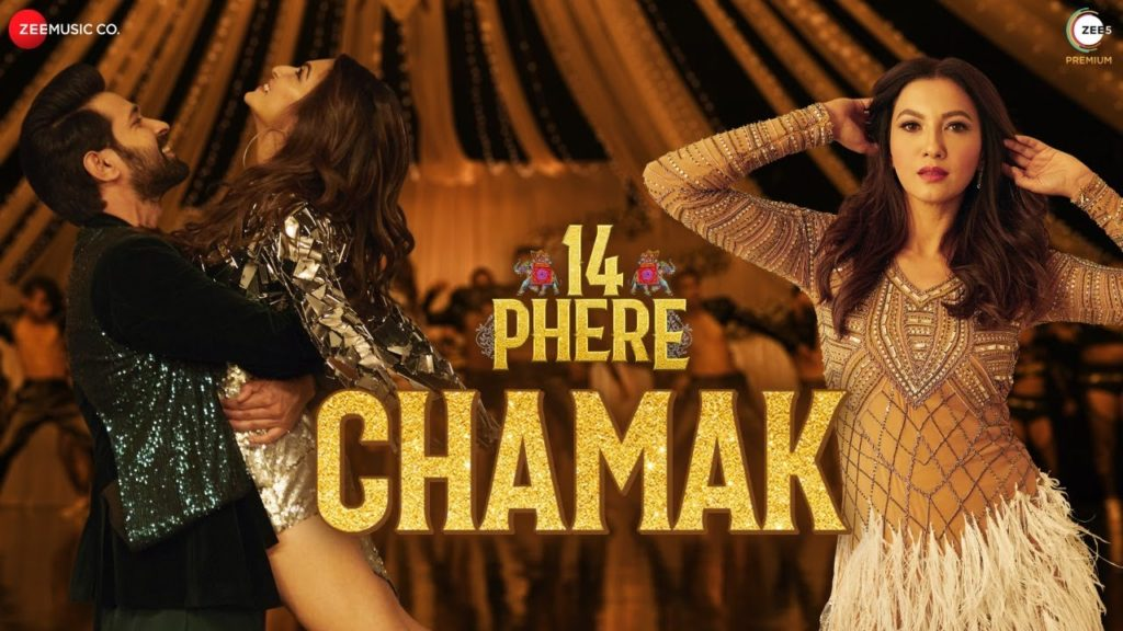 Chamak Lyrics - 14 Phere