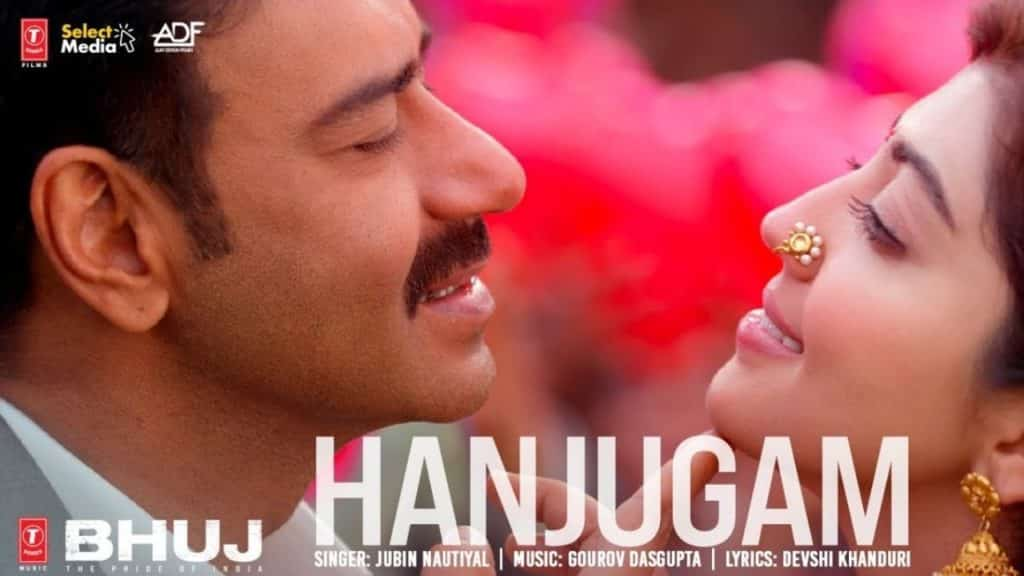 Hanjugam Lyrics - Bhuj - The Pride Of India