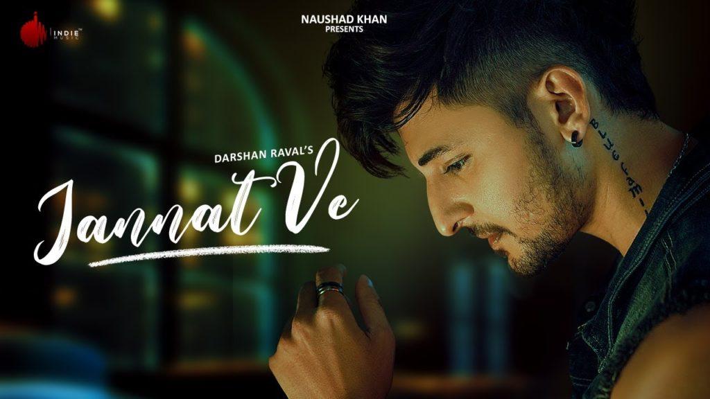 Jannat Ve Lyrics - Darshan Raval