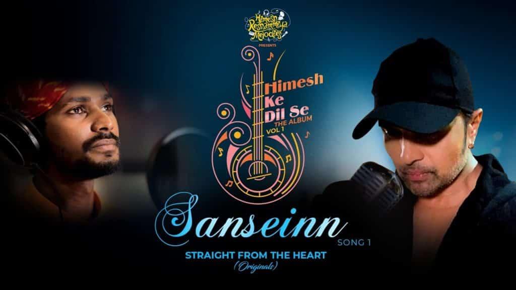 Sanseinn Lyrics - Himesh Reshammiya