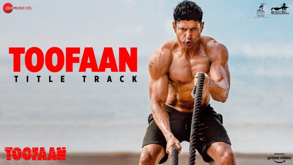 Toofaan Title Track Lyrics - Siddharth Mahadevan
