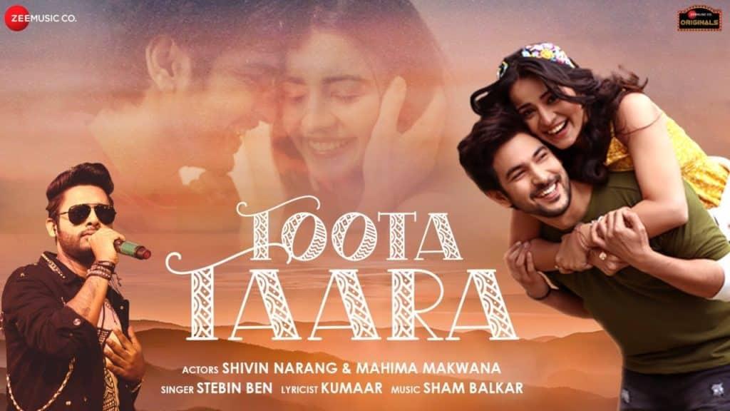 Toota Taara Lyrics - Stebin Ben
