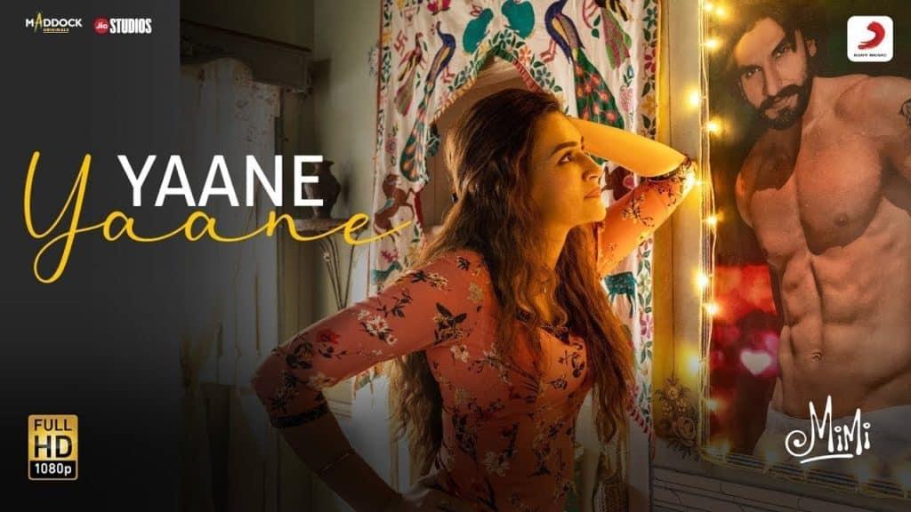 Yaane Yaane Lyrics - Mimi