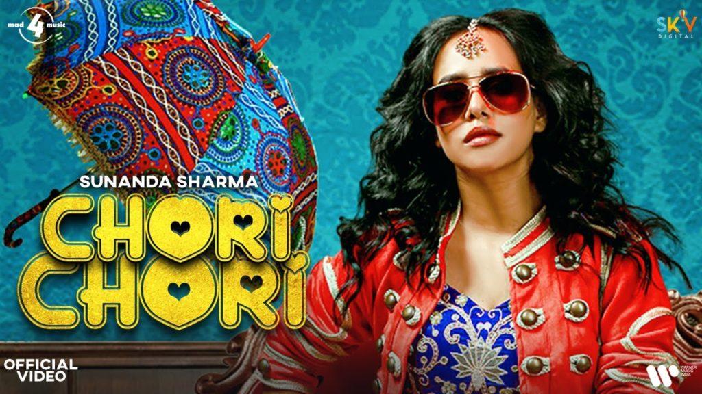 Chori Chori Lyrics - Sunanda Sharma