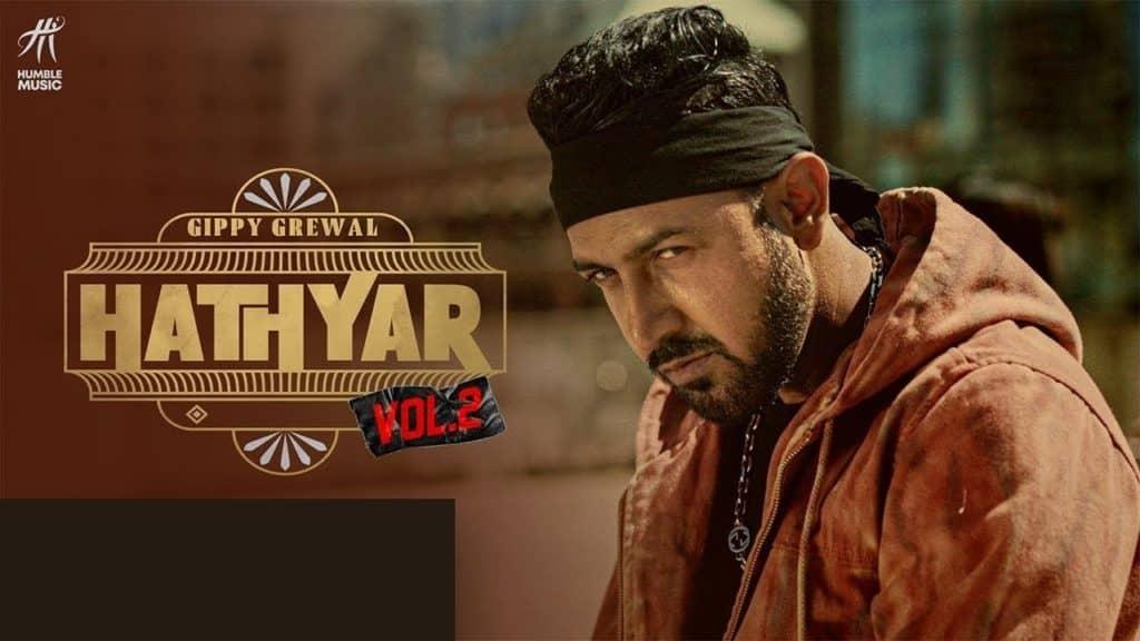 Hathyar 2 Lyrics - Gippy Grewal, Navpreet Banga