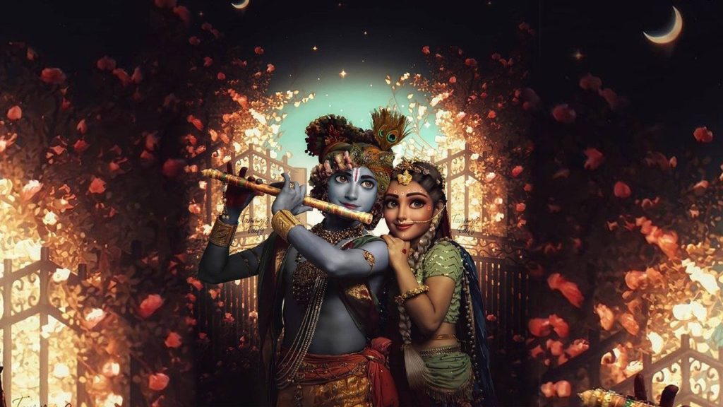 Hey Gopal Krishna Karu Aarti Teri Lyrics