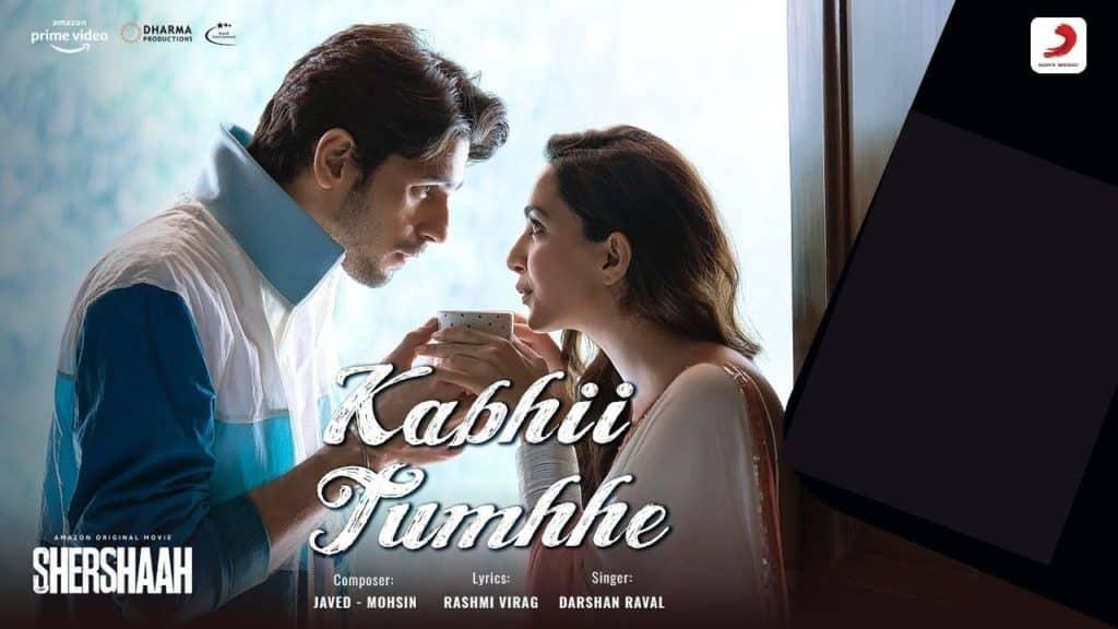 Kabhii Tumhhe Lyrics - Shershaah