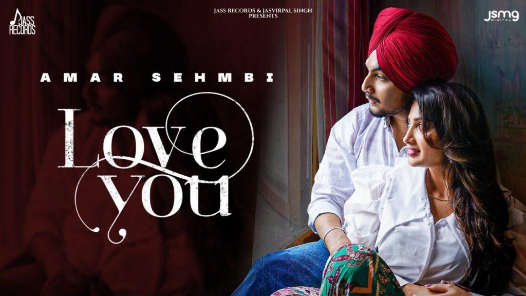 Love You Lyrics - Amar Sehmbi