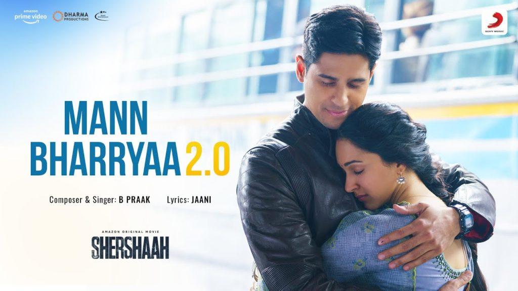 Mann Bharryaa 2.0 Lyrics - Shershaah