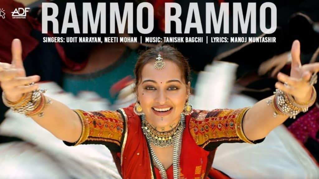 Rammo Rammo Lyrics - Bhuj-The Pride Of India