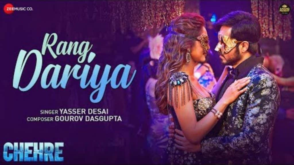 Rang Dariya Lyrics - Chehre