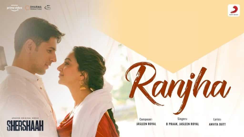 Ranjha Lyrics - Shershaah