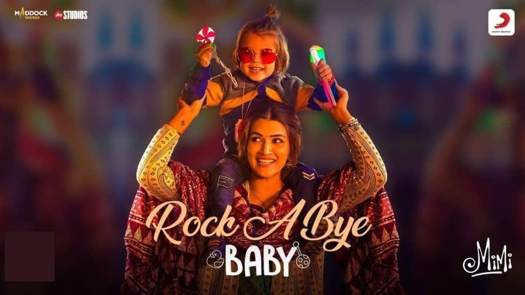 Rock A Bye Baby Lyrics - Mimi