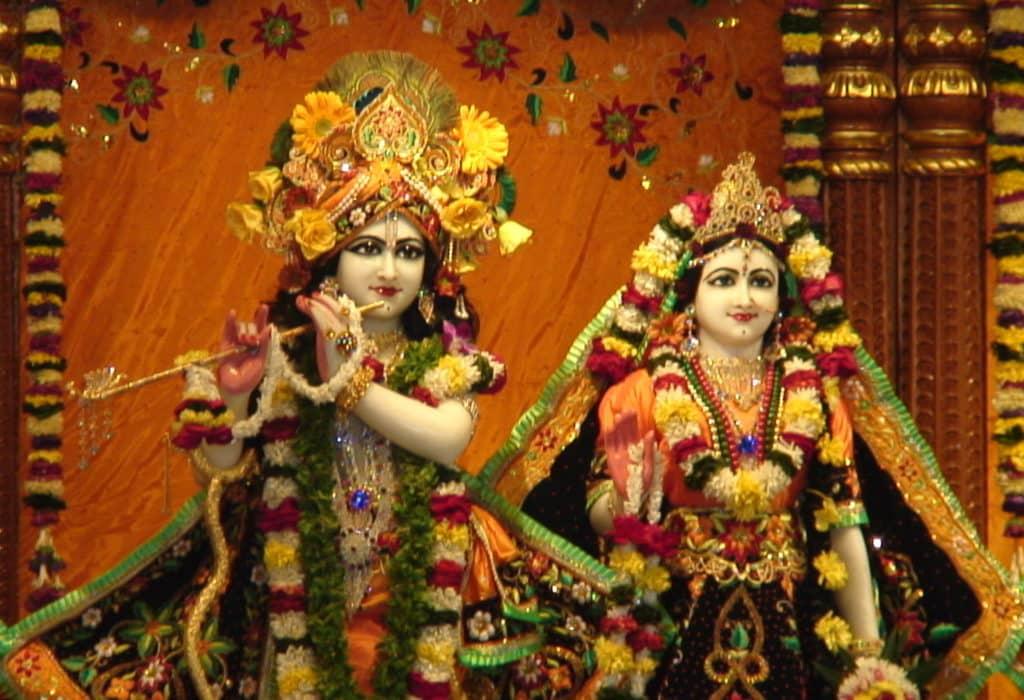 Shri Krishna Govind Hare Murari Lyrics - Ravindra Jain
