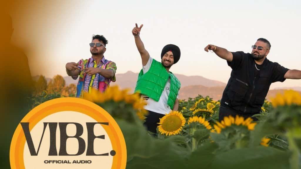 Vibe Lyrics - Diljit Dosanjh