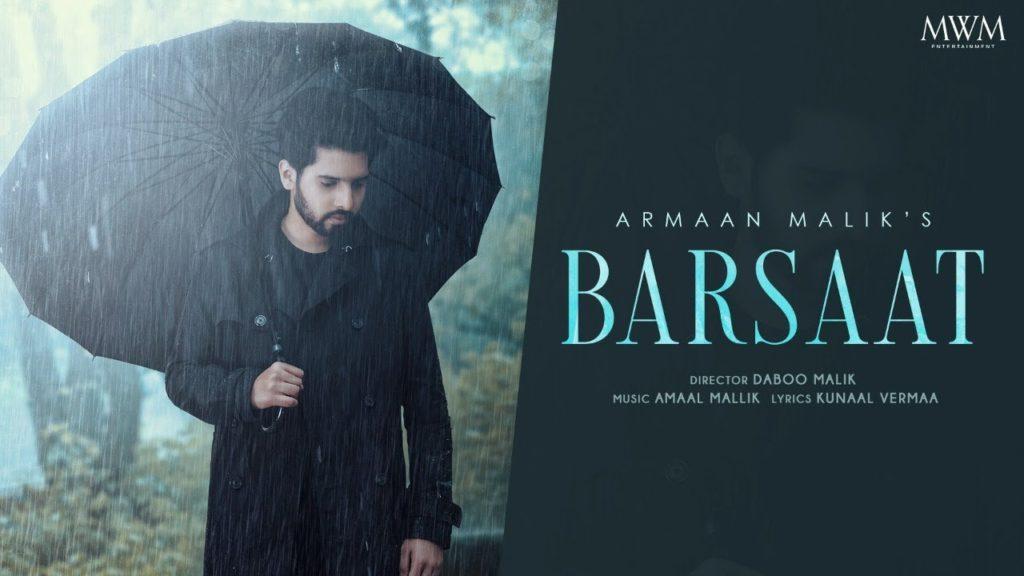 Barsaat Lyrics - Armaan Malik