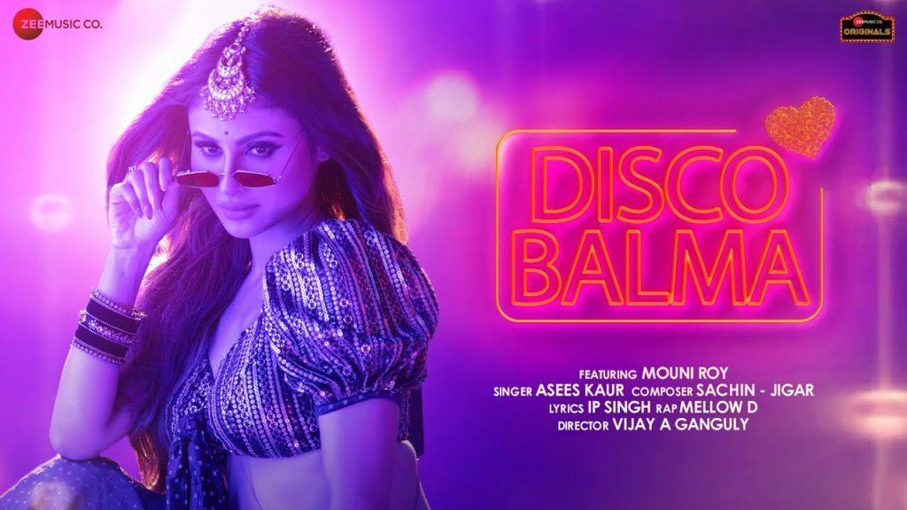 Disco Balma Lyrics - Asees Kaur, Mellow D