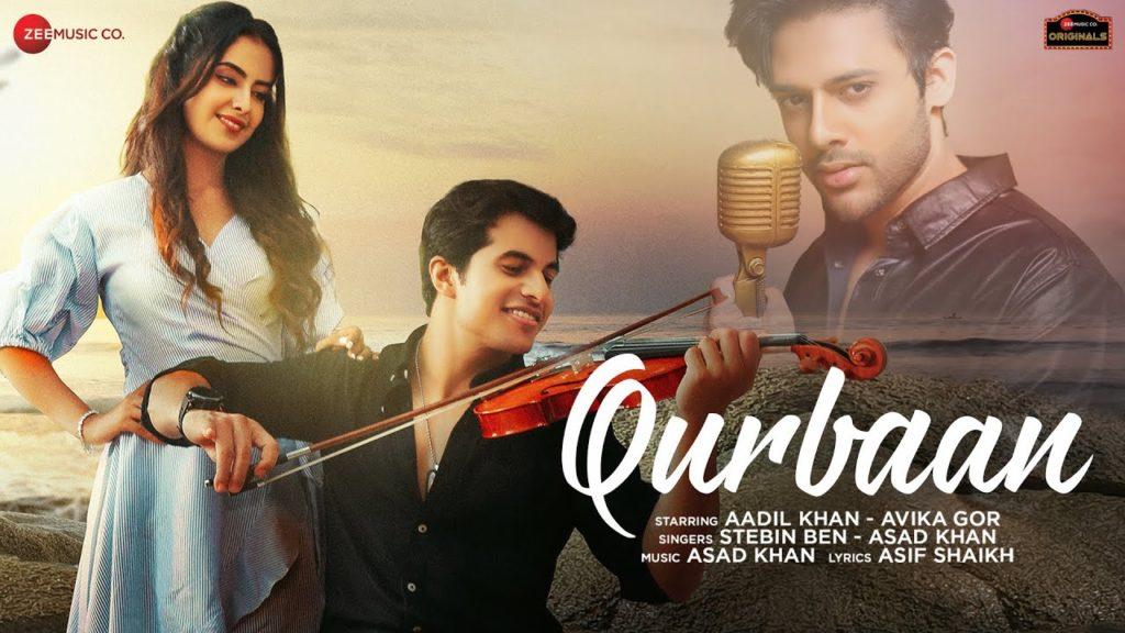 Qurbaan Lyrics - Stebin Ben, Asad Khan