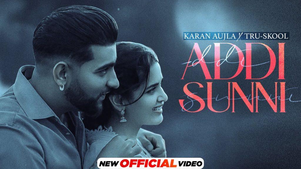 Addi Sunni Lyrics - Karan Aujla